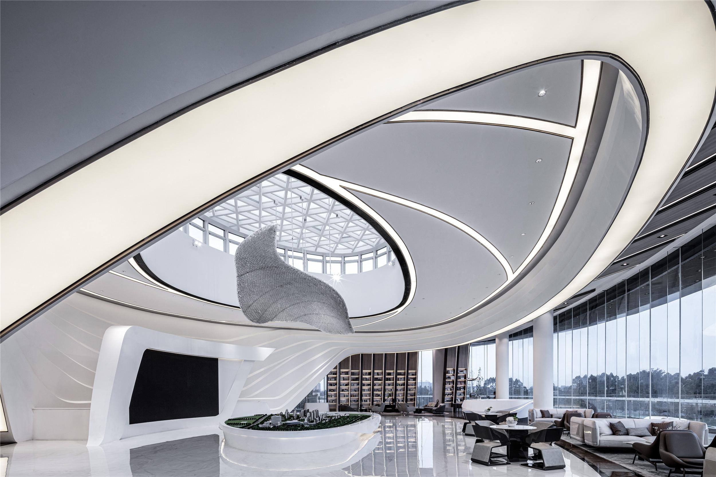 Flow by Kris Lin International Design, Chengdu, China