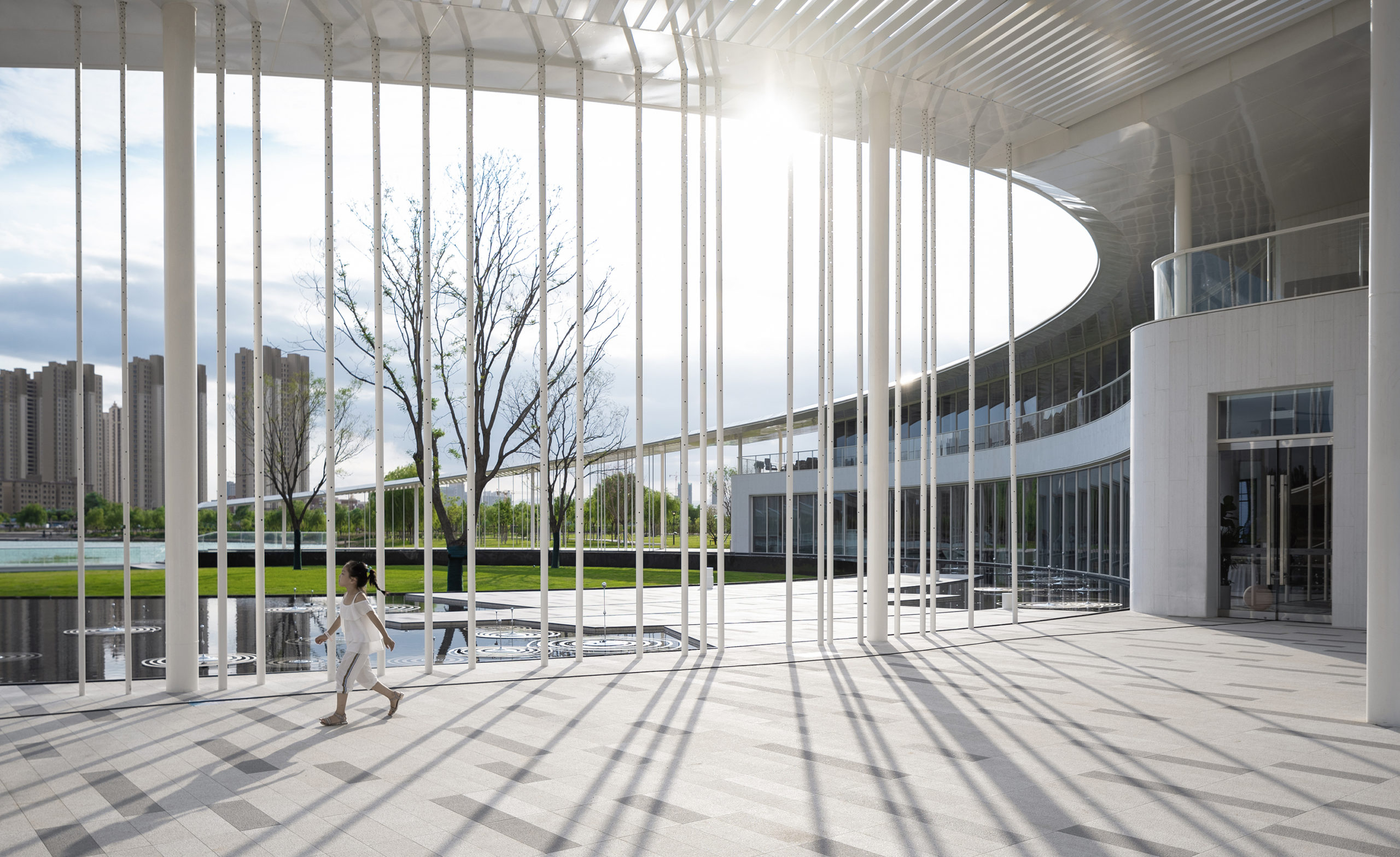 Yinchuan Sunac City Exhibition Center by Arch-Age-Design(AAD), Yinchuan, China